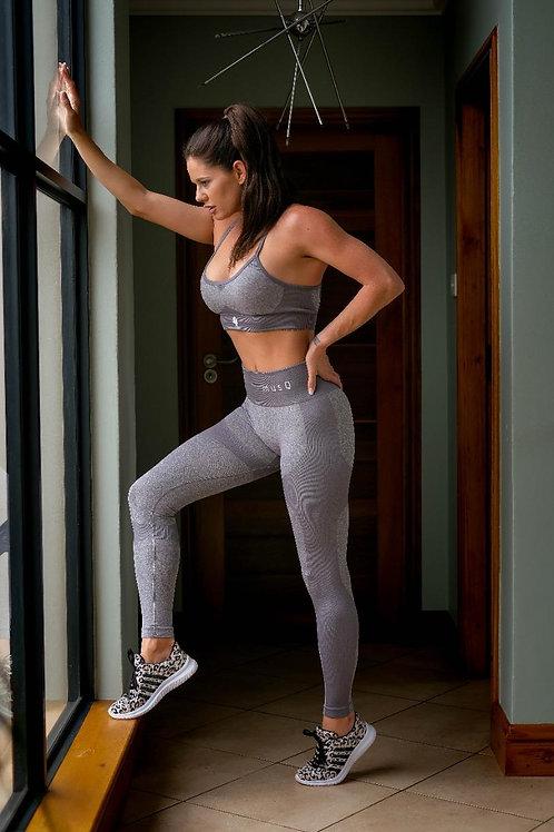Grey Gym Set