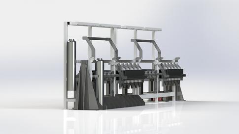 Linear Refilling Station