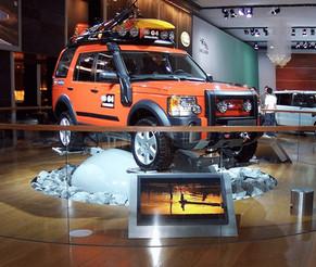 Motor Show Displays