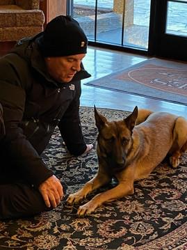 Shawn cassidy with service dog.jpg