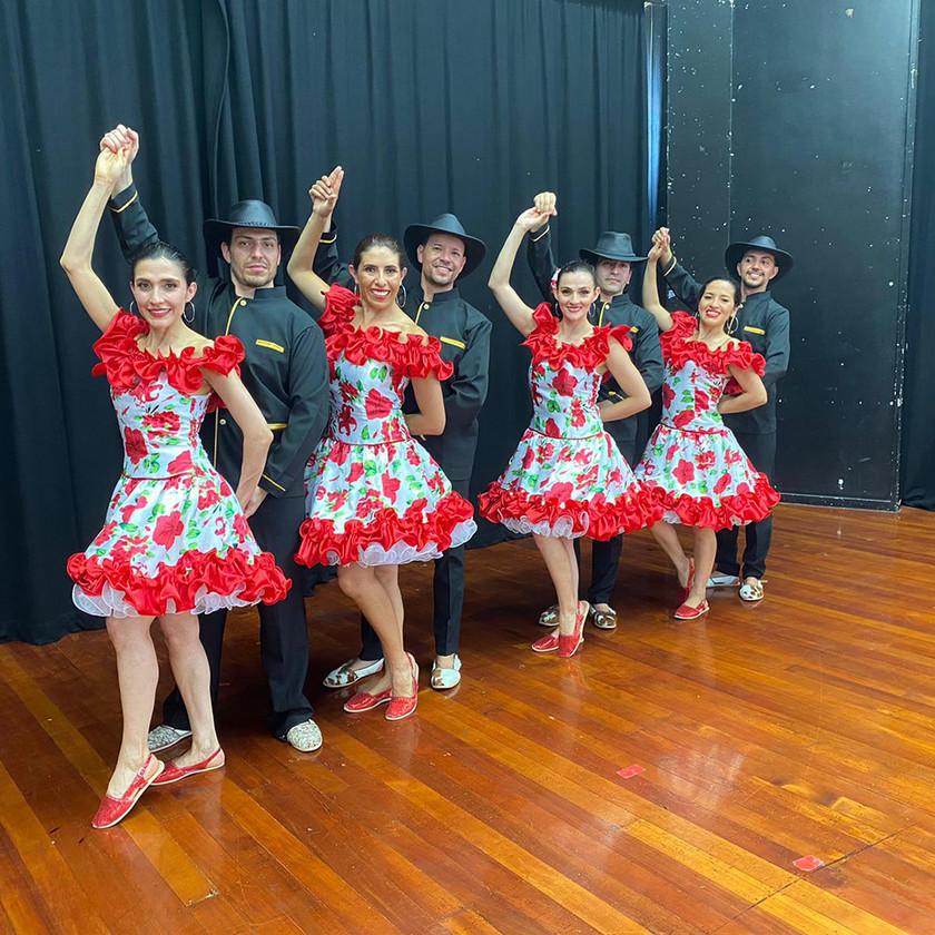 Tierra Viva Colombian Dance Group in Auckland New Zealand