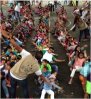 Fundación para niños en Colombia
