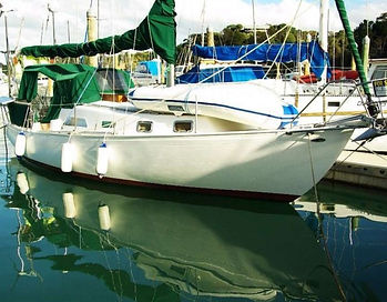 Robert Perry 'Islander' yacht – offshore capable and well equipped for sale
