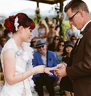 Nikky and Haydn wedding new zealand