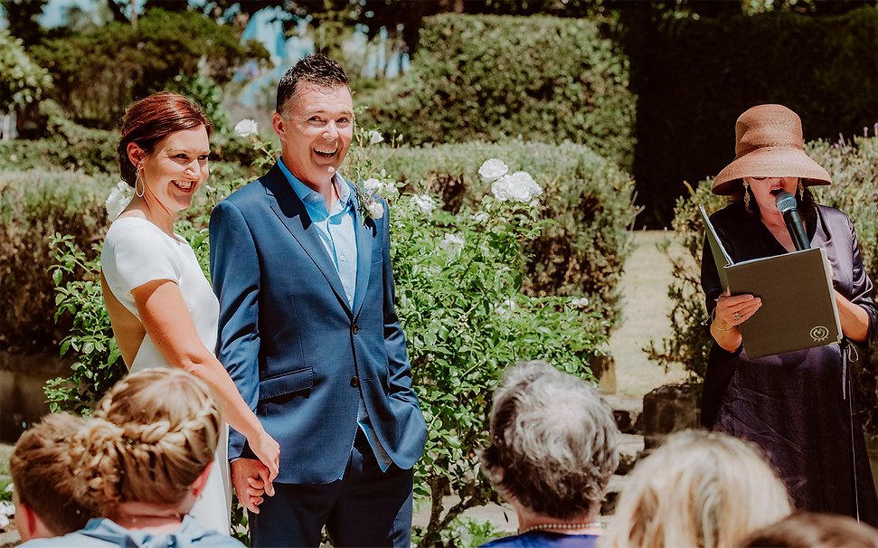 Wedding Celebrant Auckland and Marlborough