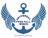 Logo UFF Universal Free Fall Winches in New Zealand