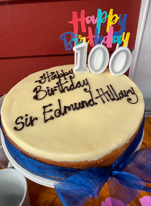 The week that was ... Sir Ed's centenary