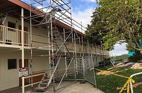 Livingstone Construction Scaffolding