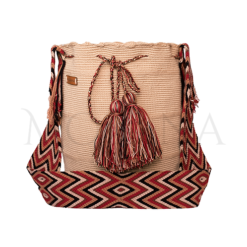Colombian Artisanal Handbag Guayu from Guajira