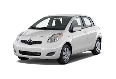 Toyota vitz automatic for rent