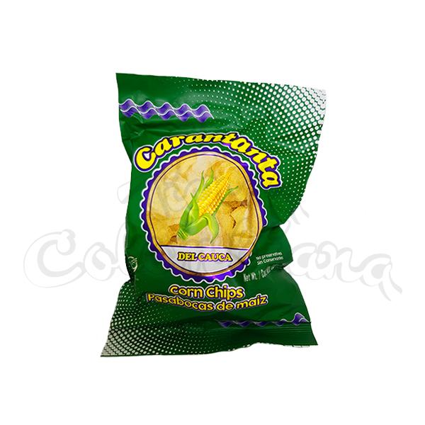 Carantanta colombian snack in new zealand