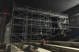 Alaska Construction Scaffolding