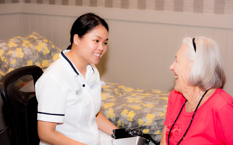 Nurse Care Home Remuera Rise