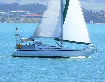 Van de Stadt Steel Yacht for Sale