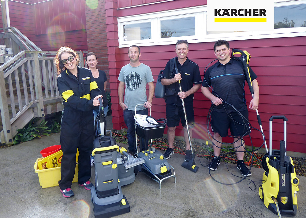Karcher relationship with hillary house new zealand
