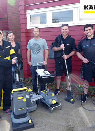 Karcher dream team