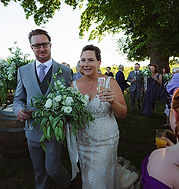 Deanne and Hamish wedding new zealand