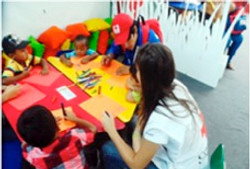 Apadrina un niño en Colombia