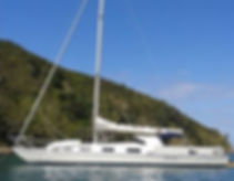Birdsall Fin Keeled Yacht for sale
