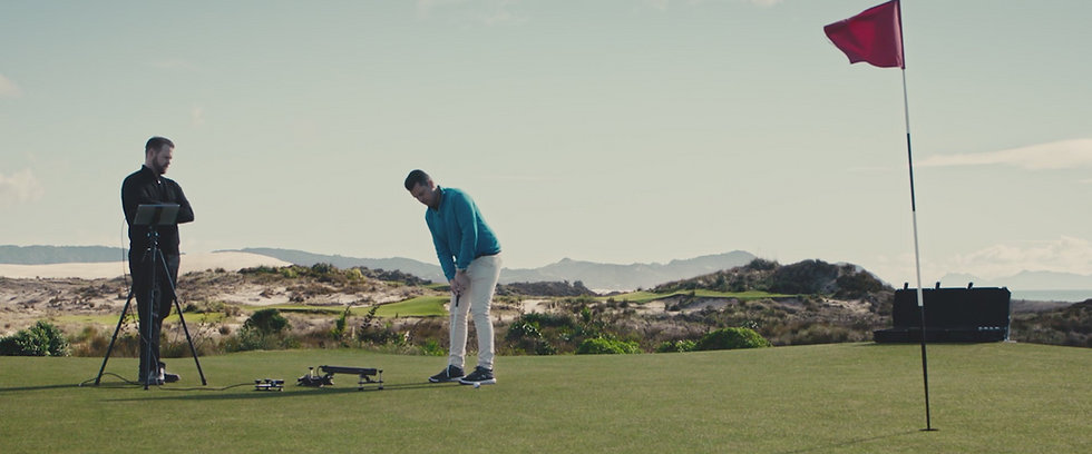 Golf Putter Fitting