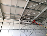 Insulated Panel installation projects
