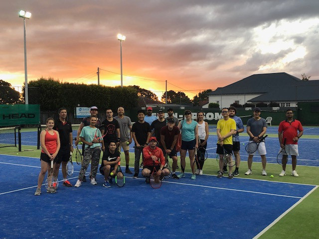 Tennis Monsters Club Auckland