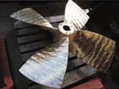 Kaplan Propeller repair