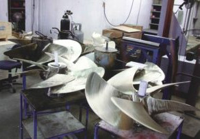 Finding a niche for propellers