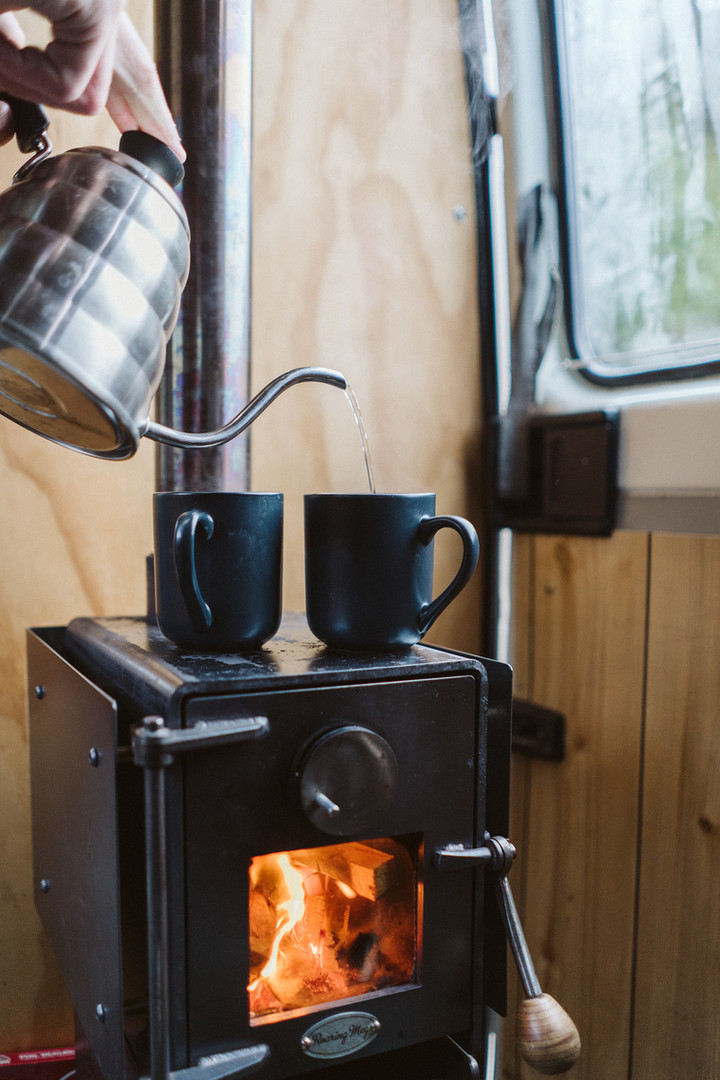 Handcrafted Wood Burners for Winter