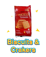 Colombian Biscuits and Crakers in NZ