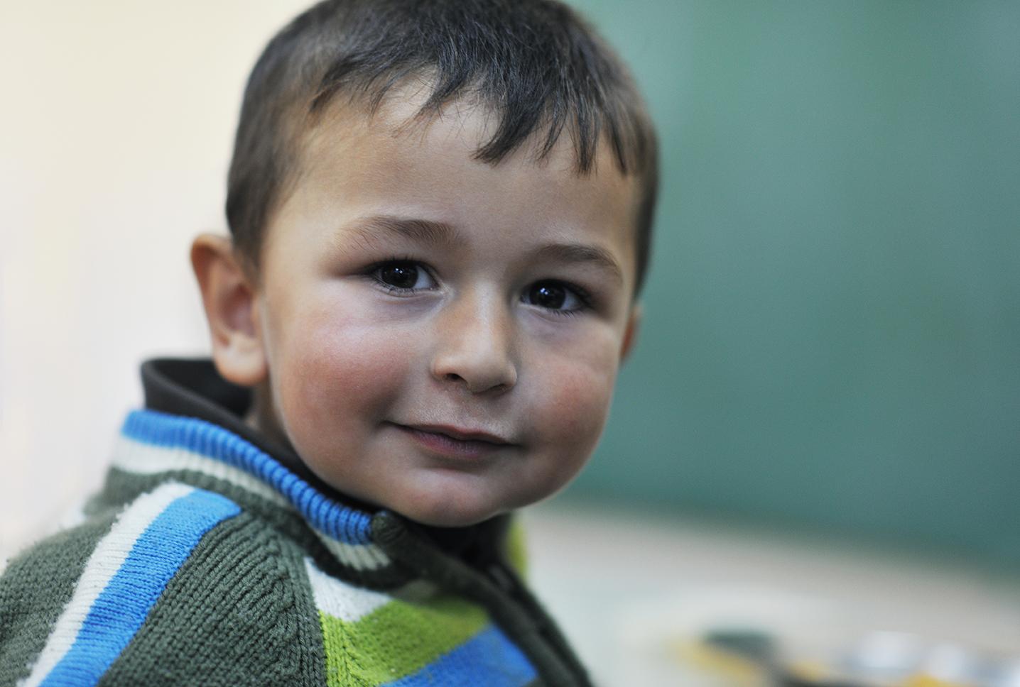 Apadrinar un niño en Colombia