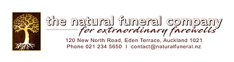 The natural funeral company for extraordinary farewells auckland