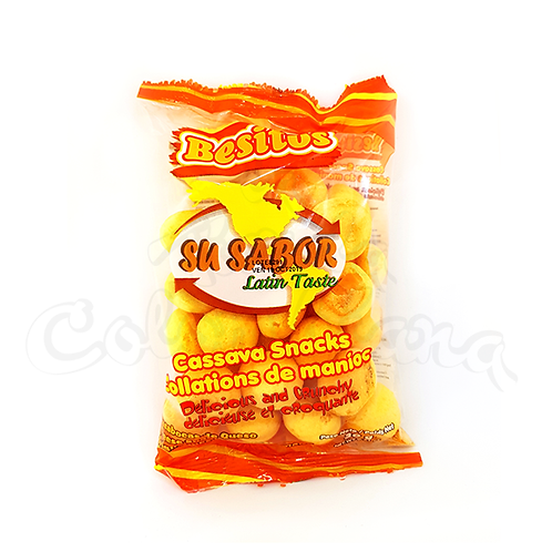 Cassava Snack (Besitos su sabor) - 30g