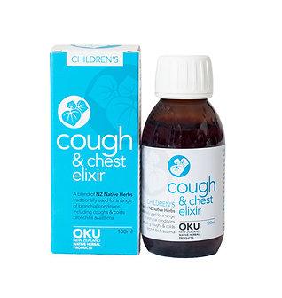 Children's cough & chest – 100ml