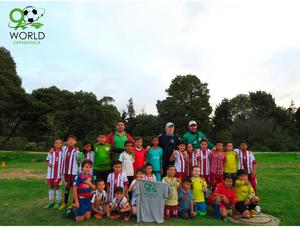 Escuela de Fútbol La Roma Colombia Bogotá