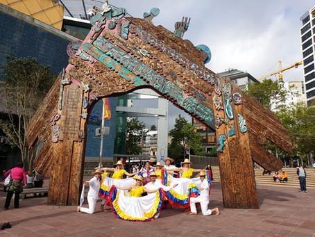 Colombian in New Zealand - Tierra Viva - Colombian Dance Group