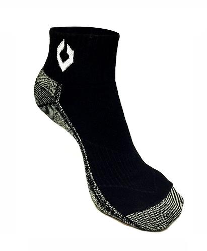 Low cut sports socks technology
