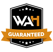 home renovations with WAH Guarantee