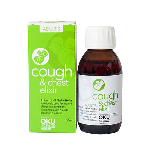 Adult cough & chest - 100ML
