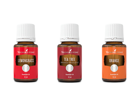 Young Living oils - part of your dream life journey
