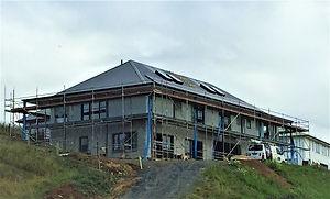 Deseret road hamilton residential scaffolding