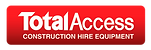 Total Access construction hire equipment