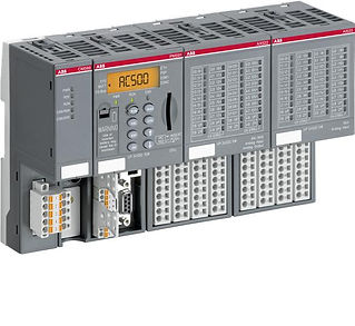 ABB PROGRAMMABLE LOGIC CONTROLLERS PLC'S