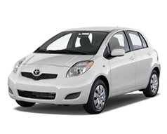 Toyota Vitz Automatic Or Similar