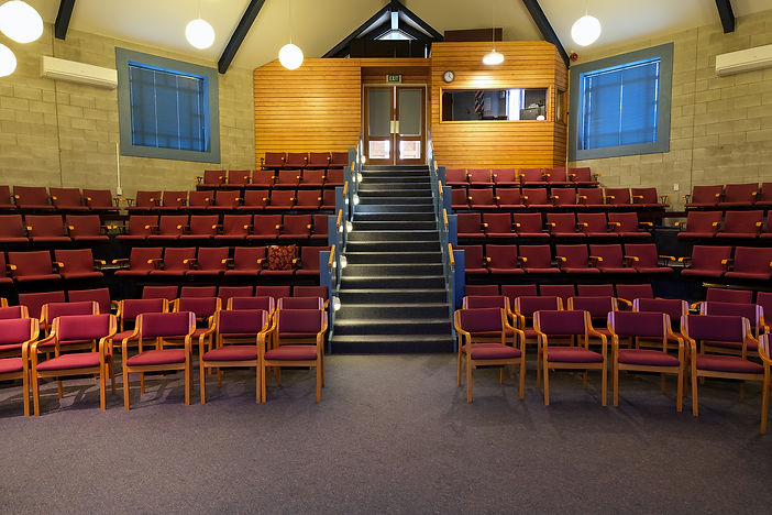 Hall for Hire in Trinity Methodist Church in Waiake Auckland New Zealand