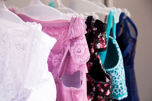 Diseño ropa interior para mujer