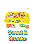 Colombian Sweet and Snacks in NZ