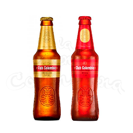 Club Colombia Beer in New Zealand