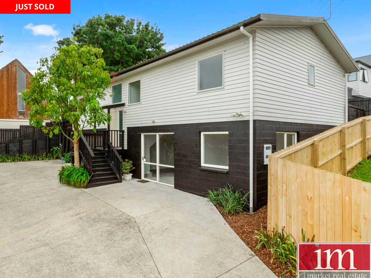 House in Auckland JUST SOLD