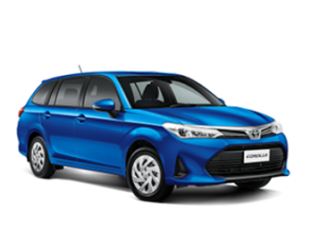 Toyota Corolla Station Wagon Automatic